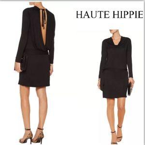 Haute Hippie Dresses & Skirts - Haute Hippie Draped Modal-Jersey Dress #142-19