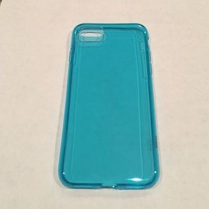 Accessories - iPhone 7 Blue Protective Case
