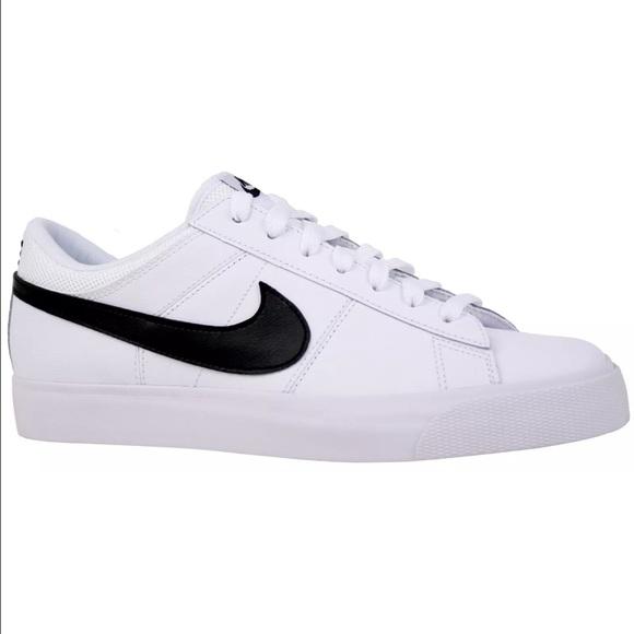 c222d99f1ae4 Nike Match Supreme Leather White Black - 14023300