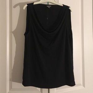 Sleeveless DKNY blouse