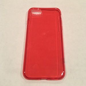 Accessories - iPhone 7 red Protective Case