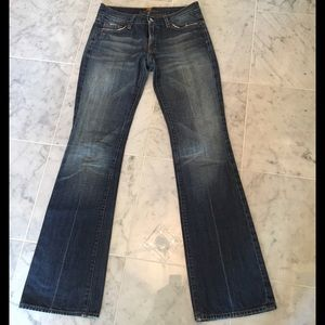 7 For All Mankind Denim - ✨TODAY ONLY✨7 FOR ALL MANKIND BOOTCUT JEANS