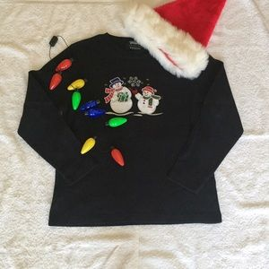 Tops - Snowman Long Sleeve T Shirt