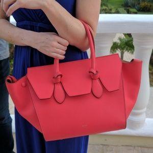 Authentic Celine Mini Tie Bag