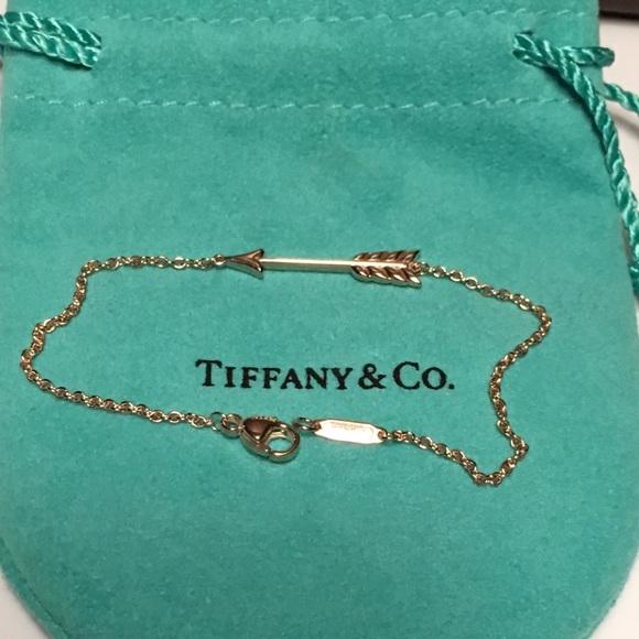 79b24b801 Tiffany & Co. Jewelry | Tiffany Co Rubedo Arrow Bracelet | Poshmark