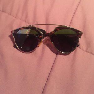 BNWT Dior So Real Sunglasses in Tortoise