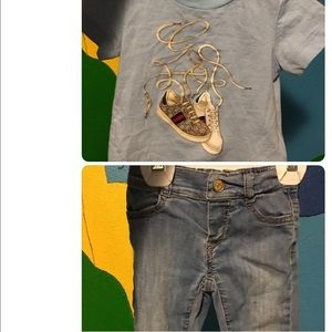 Other - Boy Gucci outfit
