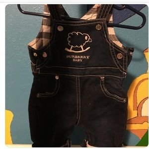 Other - Burberry overall