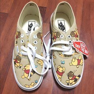 Vans Shoes | Womens Winnie The Pooh