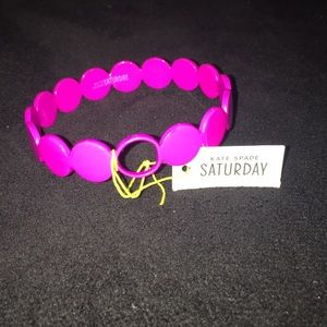 Authentic Kate Spade Saturday bracelet!