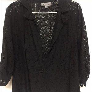Jackets & Blazers - Lace Blazer