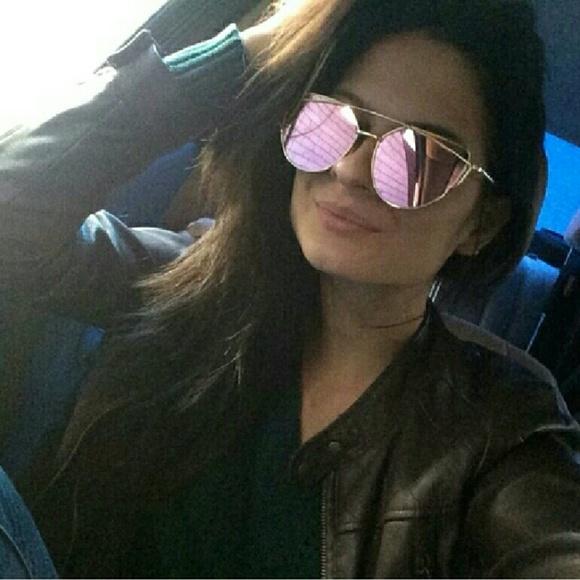 9b56342ed1 New Cat Eye Aviator Sunglasses Women Vintage Fashi