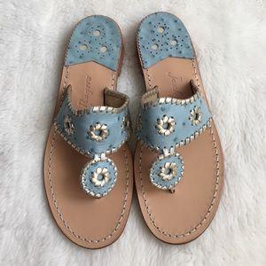 Jack Rogers Shoes - Jack Rogers Sandals Size 7 1/2