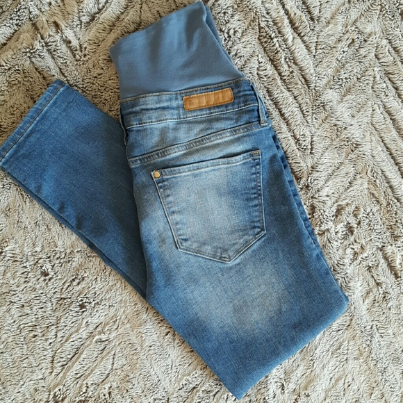 76% off H&M Denim - Sexy H&M Maternity Jeans Size 6 from !a gal ...