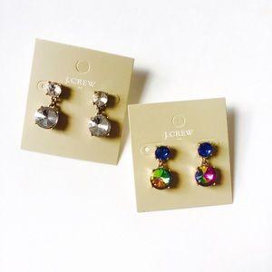 J. Crew Jewelry - ❗️LAST ONE❗️J. Crew rainbow drop earrings