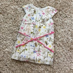 Carter's Other - Floral Toddler Dress