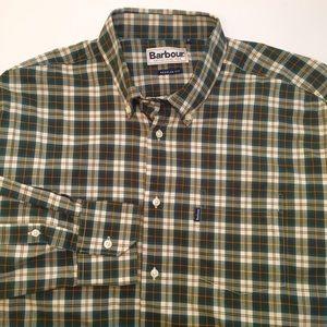 NWOT Barbour men's shirt