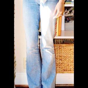 J Brand Denim - J. Brand Martini Flare Jeans