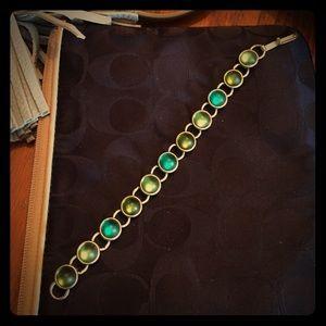 Bracelet FROSTED  semi precious metals