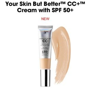 NIB It Cosmetics CC Cream - Fair