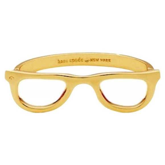 650668afb8c kate spade Jewelry - Kate spade lookout glasses bangle