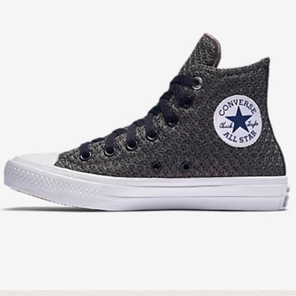 52c86d429f151f Converse Shoes - NWOT Converse All Star II Spacer Mesh Hi top shoes