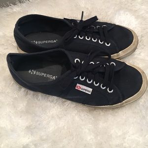 Superga Shoes - Navy Blue superga sneakers