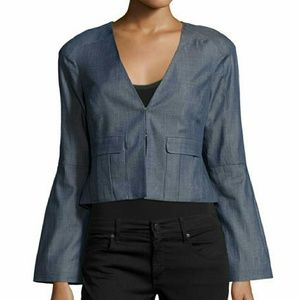 🚨NANETTE LAPORE NEW 10 Bell Jacket Blazer