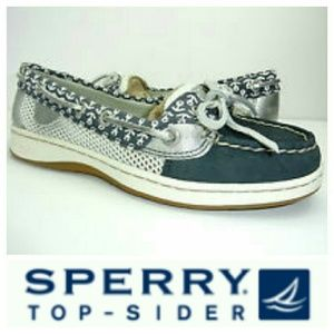 Sperry Angelfish Top Sider Boat Shoes 8.5 Womens