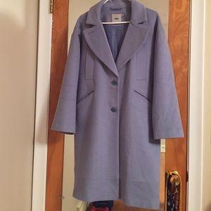 ASOS oversized coat