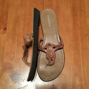 Madeline Shoes - MADELINE Leather Sandals size 10M