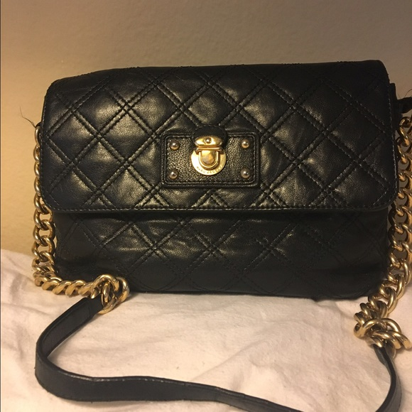 14366081ea01 Marc Jacobs Quilted Leather bag