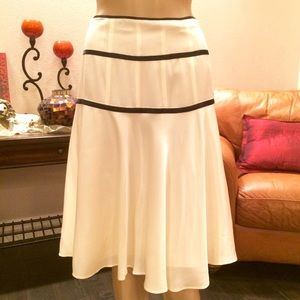 Theory Silk Skirt