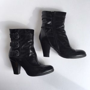 b.o.c. Shoes - BoC Black Leather Boots