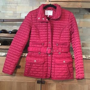 NWOT Laundry by Shelli Segal Quilted Jacket