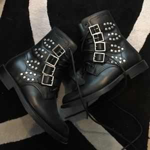 Saint Laurent Shoes - YSL Saint Laurent Ranger boots size EU 36 US 6