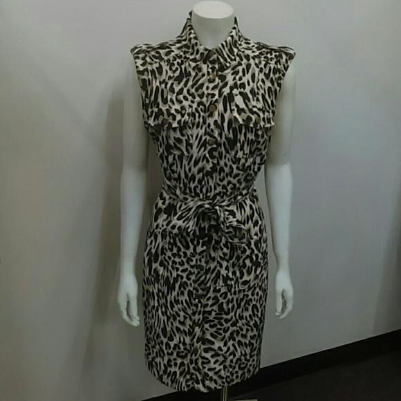 Calvin Klein Dresses & Skirts - Calvin Klein Print Dress Sz. 8