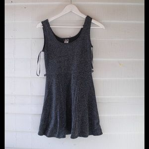 (Bundle Only) 90s Glitter Skater Dress Small