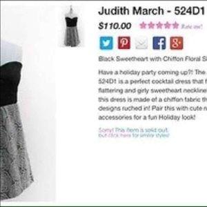 Judith March Dress ASO Nina Dobrev Large