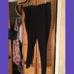 Pure Energy Pants - Stretchy Skinny Trousers- Women's Size 2X