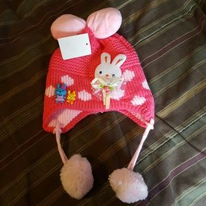 Other - Pink Toddler Hat