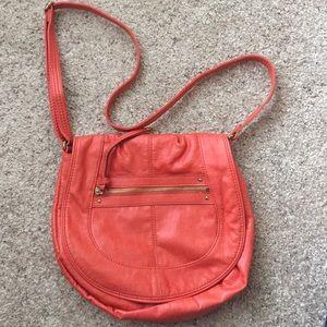 H&M Orange Crossbody Bag