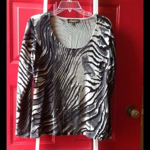Absolutely Famous Sweaters - NWOT - Sequin Sweater