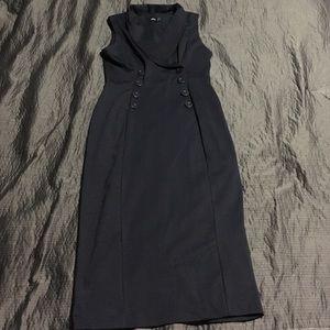 ASOS Midi Tuxedo Dress!