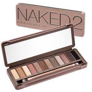 Urban Decay Naked 2 Eyeshadow Pallet