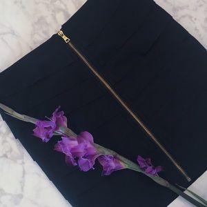 WINDSOR Dresses & Skirts - Black Layered Skirt
