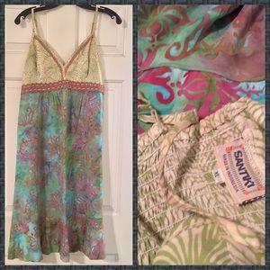 Santiki Dresses & Skirts - Santiki Sundress.
