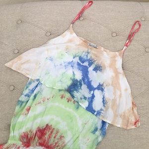 Tiare Hawaii Dresses & Skirts - 🆕Tiare Hawaii Romper Tiedye (handmade)