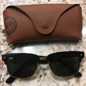 RAY BANS W CASE