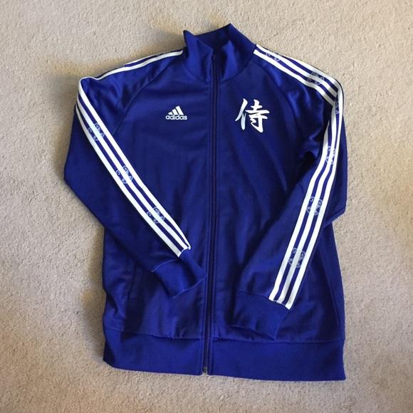 adidas japan jacket